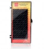 Ресницы L&B Professional Premium Silk Lashes, изгиб С (размер 0.18; 13мм)