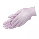 Перчатки нитриловые, перламутровые размер S (100 шт)