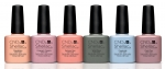 CND Shellac FLORA&FAUNA Colletion 6 цветов