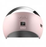 Светодиодная LED/УФ - лампа 48вт SUN6 для сушки гелевых покрытий(розовая)
