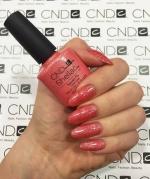 CND Shellac цвет Sparks Fly 7,3 мл (Искрящийся коралловый) №91177