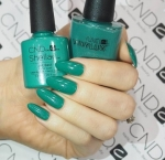 CND Shellac цвет Art Basil 7,3 мл (бразильский зеленый) №91168
