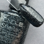 CND Shellac цвет Dark Diamonds 7,3 мл (Черный) №91258