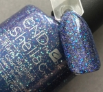 CND Shellac цвет Starry Sapphire 7,3 мл (Сапфировый) №91261