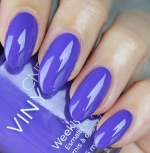 CND Shellac цвет Video Violet, 7,3 мл. (Сиреневый) №91409