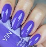 Лак VINYLUX CND №236 Video Violet (Баклажановый)