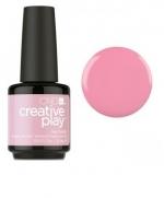 Гель лак CND Creative Play™ Gel Polish Bubba Glam 15 мл (светлый розовый) №403